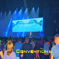 Conference, Conventions, Special Events - Resource Group Production